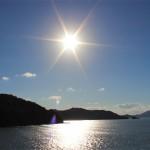 風景002 (空と海)