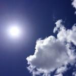 空005(青空と雲)