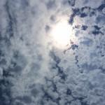 空009(うろこ雲)