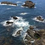 風景007(越前海岸の岩場)