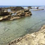 風景008(越前海岸/弁慶の洗濯岩)