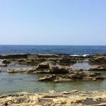 風景009(越前海岸/弁慶の洗濯岩)