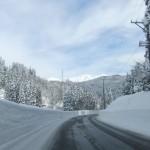 風景019(雪山)