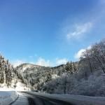風景021(雪山)