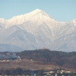 風景022(中央アルプス)