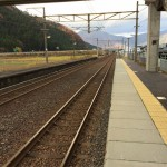 風景037(田舎の駅)