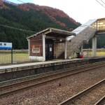風景040(田舎の駅)