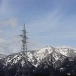 風景050(雪山)