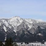 風景051(雪山)