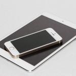 仕事026(iPad mini2とiPhone5s)
