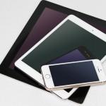 仕事030(新旧iPad とiPhone)