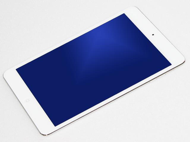 仕事031(iPad mini2 青)