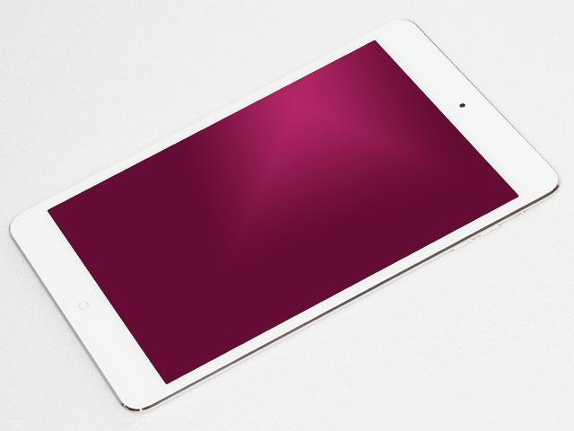 仕事032(iPad mini2 赤)