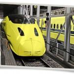 鉄道07(九州新幹線800系つばめドクターイエロー色)