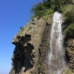 風景065(滝・越前海岸)