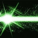 素材089(背景13)宇宙での衝突