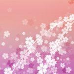 さくらの和風表紙画像(6b)