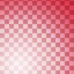 格子柄の和風表紙画像(7b)