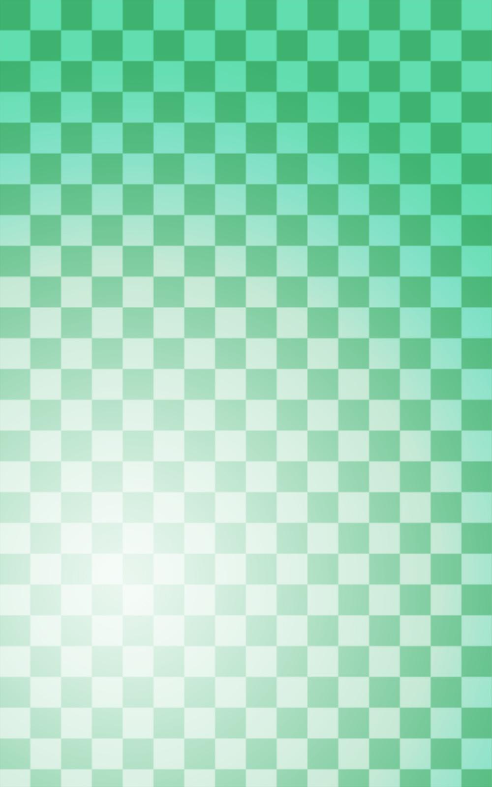 格子柄の和風表紙画像(7c)