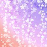 咲きこぼれる花の和風表紙画像(8c)