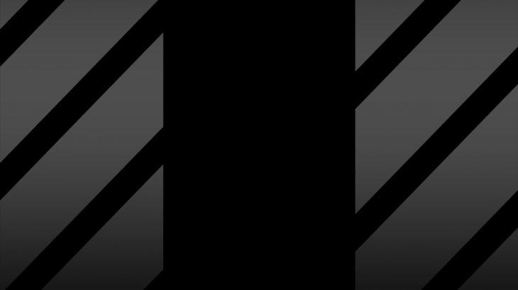 黒を基調としたストライプの表紙画像(s4d)