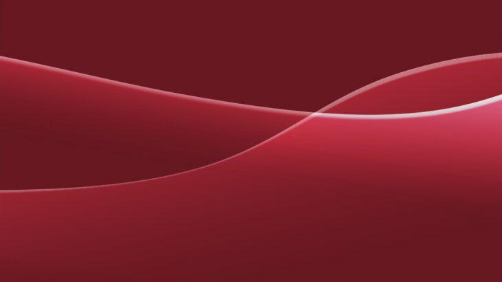 グラデーションが重なったシンプルな表紙画像(s5b)