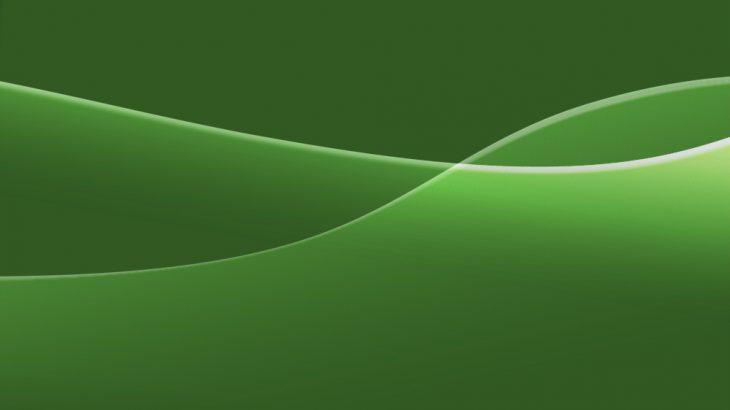 グラデーションが重なったシンプルな表紙画像(s5c)
