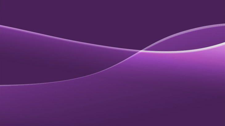 グラデーションが重なったシンプルな表紙画像(s5d)